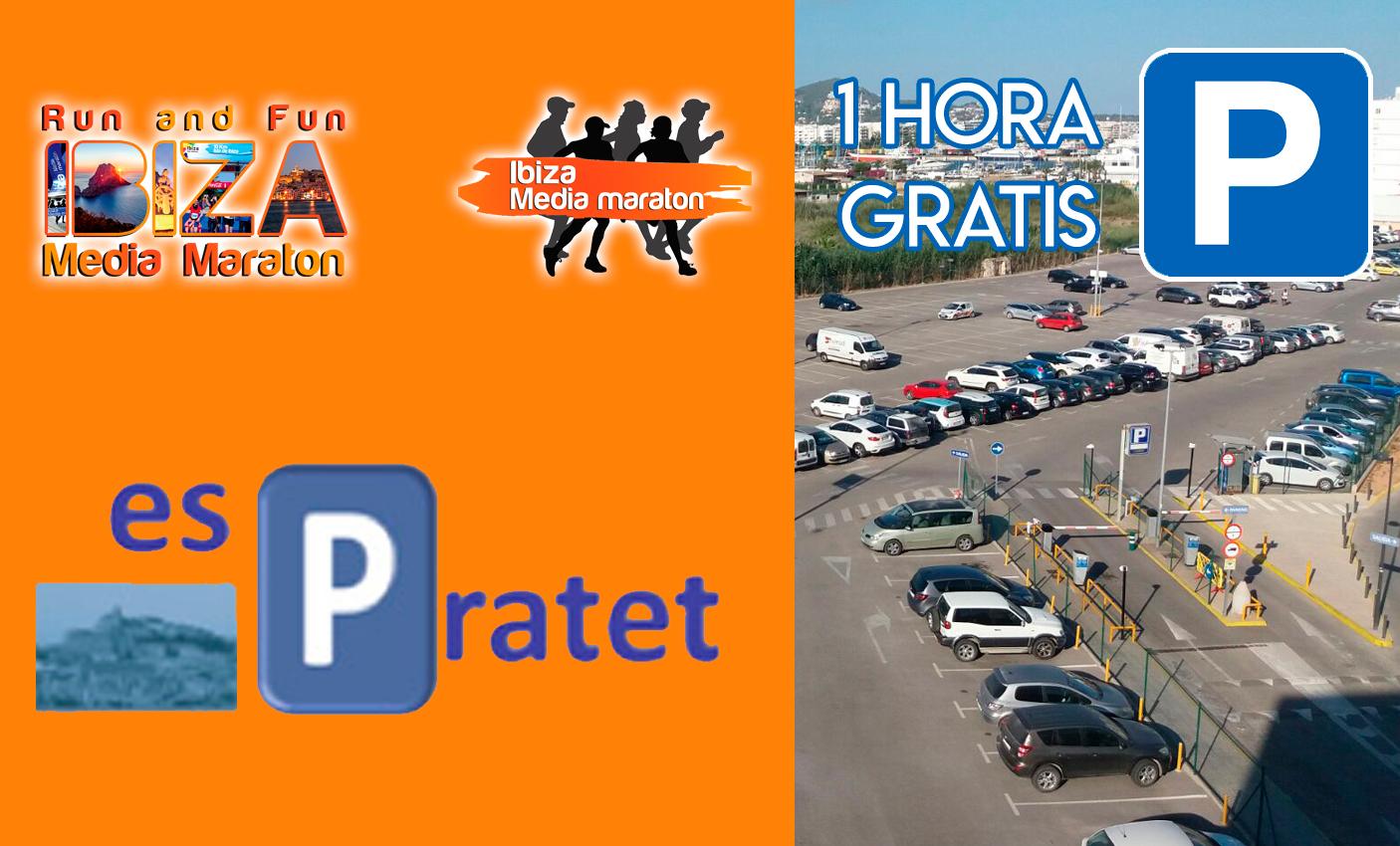 Una Hora De Parking Gratis Para Cada Participante Por Cortesía De Parking ES PRATET