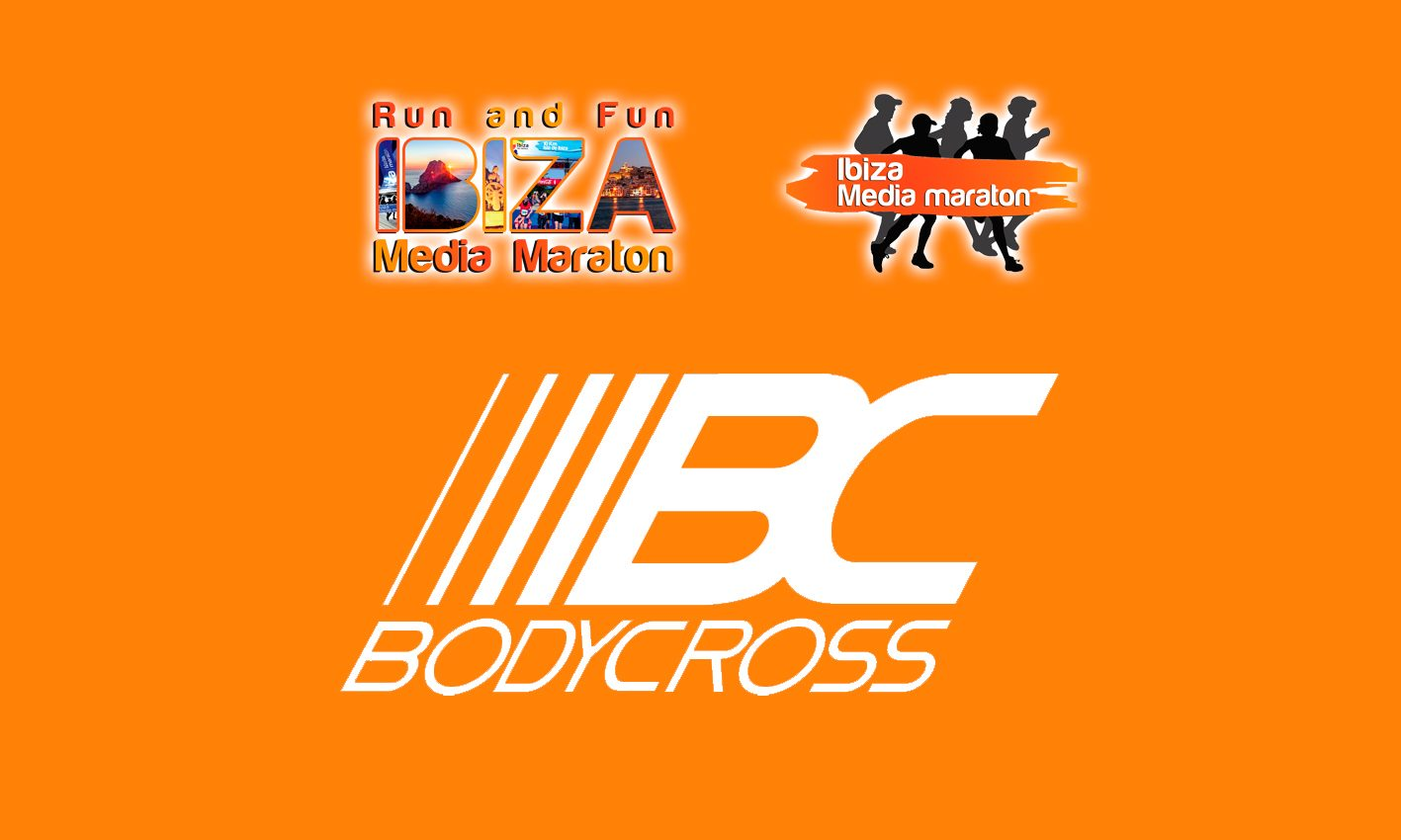 Body Cross, Camiseta Oficial De La Ibiza Media Maratón