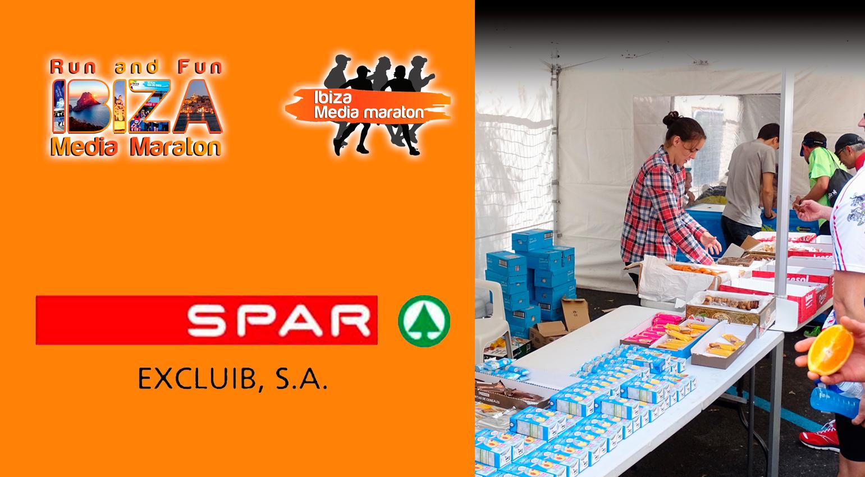 La Cadena De Supermercados SPAR Aportará Todo El Producto De Avituallamiento En El Post-meta
